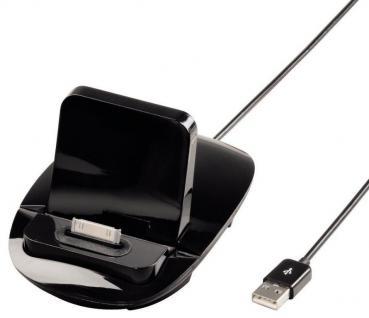 USB Docking-Station Ladestation Halter Ständer MFi für Apple iPhone 4S 4 3GS 3G