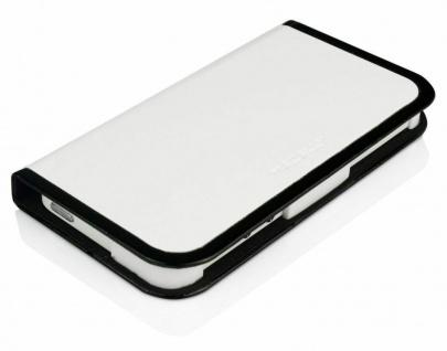 Macally Schutz-Hülle Slim-Case Cover Klapp-Tasche Etui für Apple iPhone SE 5 5S - Vorschau 5
