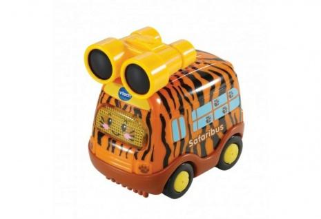 Vtech Tut Tut Baby-Flitzer Safari Bus Special Fahrzeug Safaribus Auto Dschungel