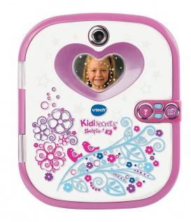 Vtech Kidisecrets Selfie Kinder elektronischesTagebuch mit Kamera Lern-Spielzeug