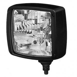 Hella Haupt-Scheinwerfer Arbeits-Leuchte 12V 24V Front-Lampe für NKW LKW Claas
