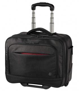 Hama Business-Trolley Koffer Notebook-Tasche Laptop Case Handgepäck Flugzeug