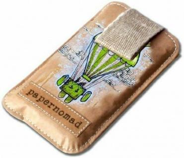 Papernomad Handy-Tasche Sleeve Schutz Etui Case Bag Hülle für Samsung S3 HTC One