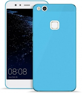 Puro Ultra Slim 0.3 Nude Cover TPU Case Schutz-Hülle Klar für Huawei P10 Lite