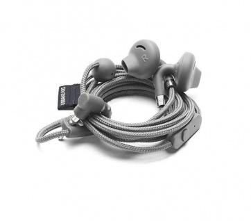 Urbanears Sumpan In-Ear Headset Grey Ohrhörer Kopfhörer Mikrofon Fernbedienung