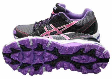 Asics Gel Fuji Trabuco T2B8N Laufschuhe EUR 40 UK 6, 5 Schuhe Running Jogging - Vorschau 3
