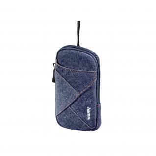 Hama Tasche Skint-Tight Jeans Etui Hülle für Nintendo 3DS DSi DS Lite Case Bag