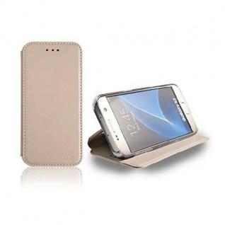 Spada Booklet Case Tasche Smart Schutz-Hülle Cover für Samsung Galaxy S7
