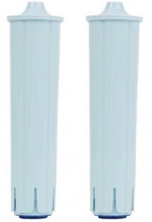 2x ScanPart Wasserfilter Kaffeevollautomat für Jura Claris Blue ENA Impressa J Z