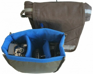 Golla Schulter-Tasche Case Bag Hand-Tasche für DJI Mavic Pro Drohne + Zubehör