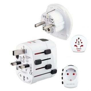 SKROSS Reise-Stecker Reise-Adapter WELT TYP A B C F G I J L CEE 7/16 7/4 BS-1363