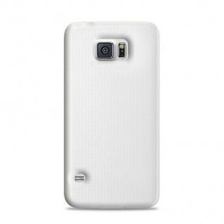 Puro Ultra Slim 0.3 Cover Silikon Case Schutz-Hülle Schale Tasche für Samsung S7