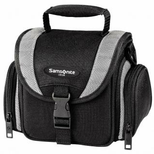 Samsonite Safaga 80 Kamera-Tasche Camcorder-Tasche universal Foto-Tasche Case
