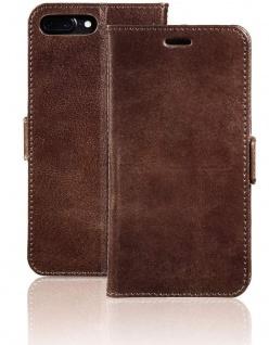 Pazzimo Booklet Smart Case Tasche Hülle Cover für Apple iPhone 7 Plus / 8 Plus