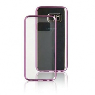 Spada Electro-Style Soft Cover TPU Case Schutz-Hülle für Samsung Galaxy S7 Edge