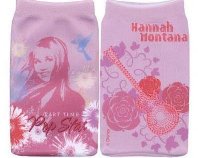 J-Straps Hannah Montana Handy-Socke Tasche Etui für iPhone 4S 4 3GS 3G Nokia HTC