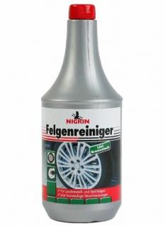 Nigrin Felgen-Reiniger 1L Nachfüll-Flasche Reinigung Alu-Felgen Stahl Chrom etc