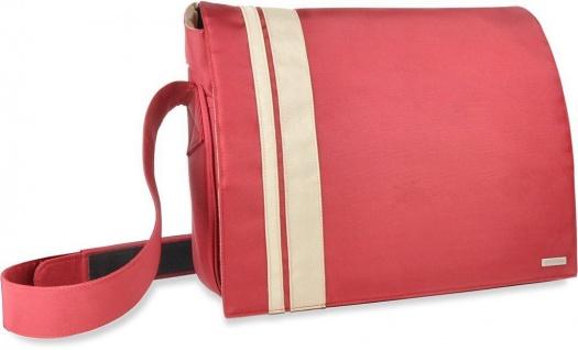 """Speedlink Notebook-Tasche Rot Schutz-Hülle Case für Apple MacBook Pro 15, 4"""" 15"""