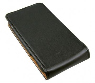 Patona Slim Flip Klapp-Tasche Schutz-Hülle Cover Case für Samsung Galaxy K zoom
