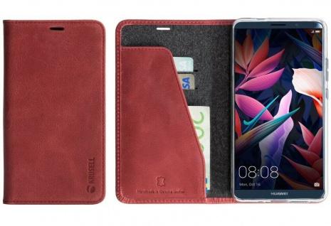 Krusell Folio Wallet Tasche Smart Schutz-Hülle Case Cover für Huawei Mate 10 Pro