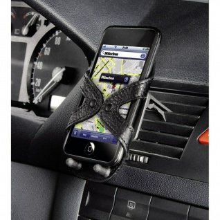 Hama Kfz Handy-Halter Halterung für Samsung Galaxy S7 S6 S5 S4 Mini Note 7 A5 A3 - Vorschau 4