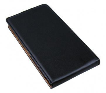 Patona Slim Flip-Cover Klapp-Tasche Schutz-Hülle Case Cover für Sony Xperia Z3