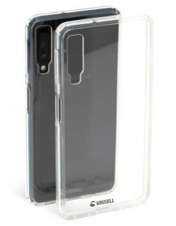 Krusell Cover Hard-Case Schale Hülle Tasche Bumper für Samsung Galaxy A7 2018