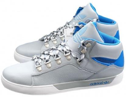Adidas Originals Attitude Vulc West Schuhe EUR 40, 5 UK 6, 5 High Top Sneaker