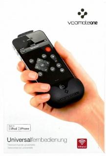 zero1-tv Universal-Fernbedienung VooMote One TV HiFi DVD für iPhone 4 4S 3G 3GS