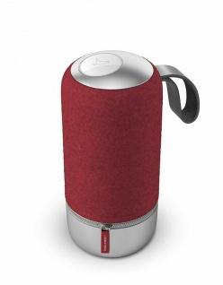 Libratone Zipp Mini Speaker Cover Raspberry Red Rot Lautsprecher-Bezug Boxen