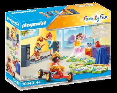 Playmobil 70440 Kids Club Fahrzeuge Disco Kinder Spielen Singen Urlaub Musik