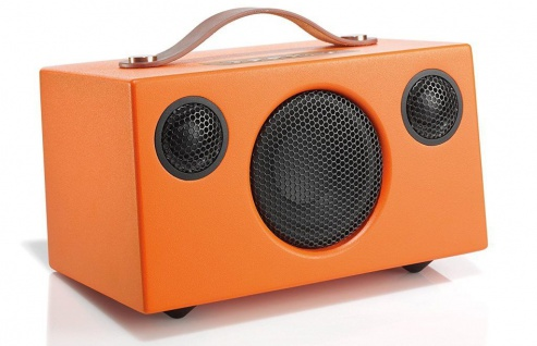 Audio Pro Addon T3 Orange Bluetooth Drahtloser Lautsprecher Box Boxen BT Speaker