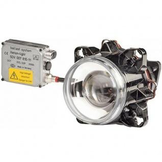 Hella D2S Xenon-Abblendlicht 24V 90mm Front-Scheinwerfer Modul Hauptscheinwerfer