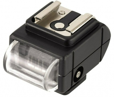 Hama LED-Leuchte Flächen Video-Leuchte Foto-Licht Blitzschuh Kamera Panel DSLR