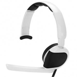 Hama Mono Gaming Headset Overhead Gamer Kopfhörer Chat für Sony PS4 PS VR Brille