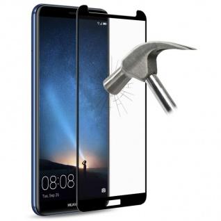Puro Glas-Schutz-Folie Hart-Glas Panzer Display-Folie für Huawei Mate 10 Lite