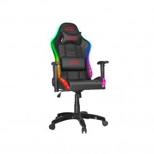 Speedlink ZAPHYRE Gaming Chair RGB-Beleuchtung Drehstuhl Schreibtisch-Stuhl