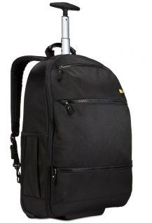 "Case Logic Bryker Rolling Backpack Rucksack Trolley 15"" bis 15, 6"" Notebook-Fach"