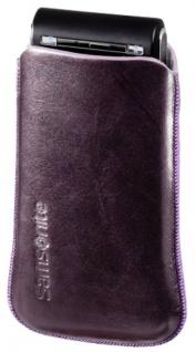 Samsonite Handy-Tasche Sleeve Toledo Gr. S Lila Köchertasche Etui Hülle Beutel