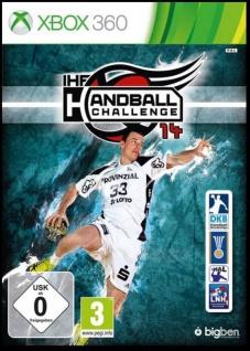 IHF Handball Challange 14 2014 Sport Spiel DE für Microsoft Xbox 360 XBOX360