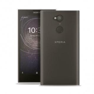 Puro Ultra Slim 0.3 Nude Cover TPU Case Schutz-Hülle Klar für Sony Xperia L2