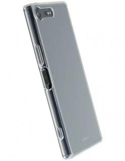 Krusell Cover Hard-Case Schale Hülle Tasche Bumper für Sony Xperia XZ Premium