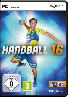 Bigben Handball 16 2016 Sport-Spiel Game für PC DVD-ROM Computer Deutsch