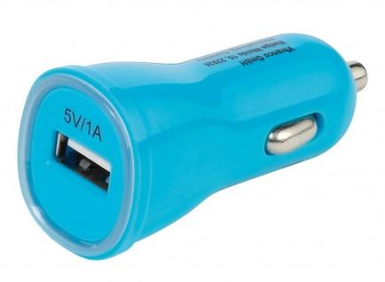 KFZ Lader USB Ladegerät 12V / 24V Lade-Adapter für GPS Navi Navigation PKW LKW