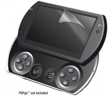 SL 3x Display-Folie Schutz-Folie Display Screen Schutz für Sony PSP GO Konsole