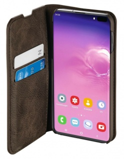 Hama Book Klapp-Tasche Hülle Case Smart-Cover für Samsung Galaxy S10+ S10 Plus 2