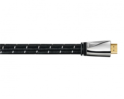 Avinity HQ High Speed HDMI-Kabel 3m 2.0b Gewebe Filter vergoldet 8K 4K UHD HD TV