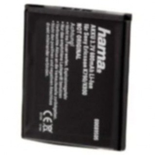 Hama Akku für Nokia BL-5J 5228 5230 5800 XM C3 X6 X1-00 01 Asha201 Asha200 N900