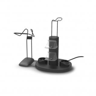 SPEEDLINK VREADY 4-In-1 Charging Station Ladegerät Halterung für PS4 Controller