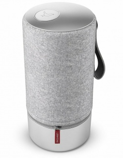 Libratone Zipp Speaker Cover Wool Salty Grey Grau Lautsprecher-Bezug Boxen Stoff
